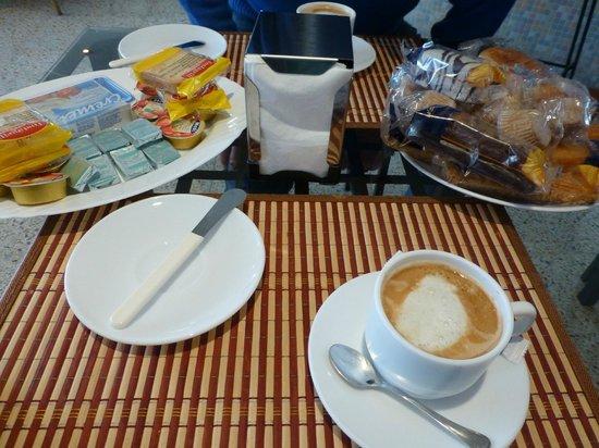 Hotel Mino: Frühstück