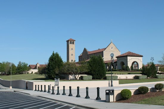 Shrine of the Most Blessed Sacrament: The Shrine of the Blessed Sacrament, Hanceville, AL