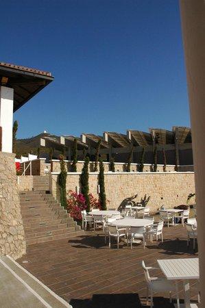 Club Med Yasmina: bâtiment principal