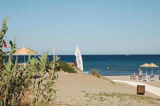 Club Med Yasmina: vue depuis la piscine