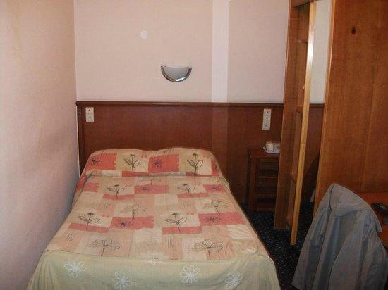 Hotel Continental: La chambre