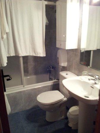 Leitza, España: Baño