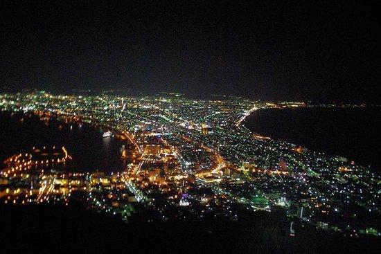 Mount Hakodate: yakei