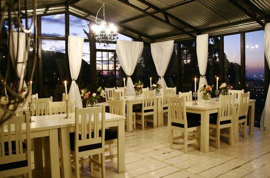Zietsies: The dining room