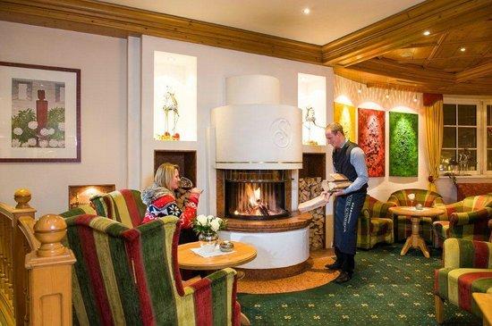 Hotel Schneider: Lobby