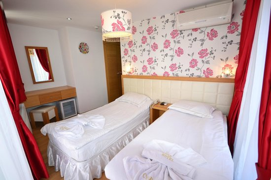 Gulhane Corner Hotel: Room/suite