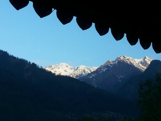 Honeymoon Inn Manali : View From Room