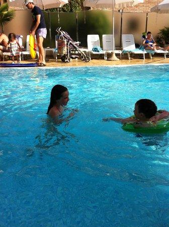 Hotel Rosenblatt: Swimming pool