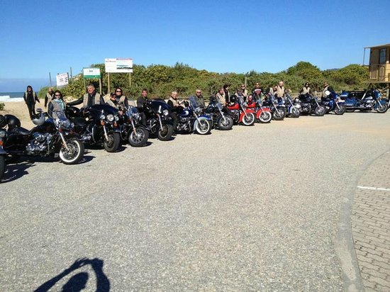 Cape Bike Travel and Motorbike Rental and Tours