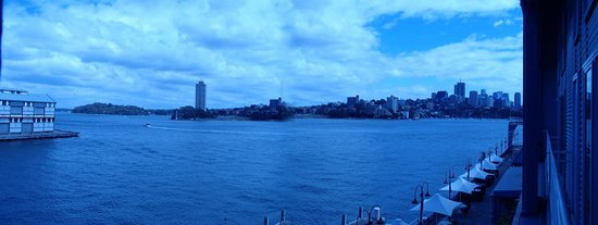 Pier One Sydney Harbour, Autograph Collection: View from our room