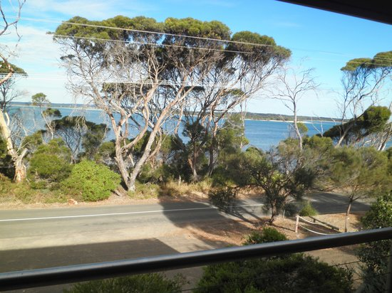 Mercure Kangaroo Island Lodge: View from the balcony