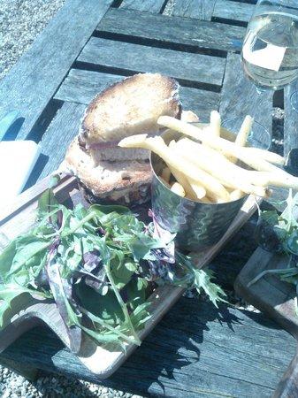 Pelham House Restaurant: Mine, all mine!