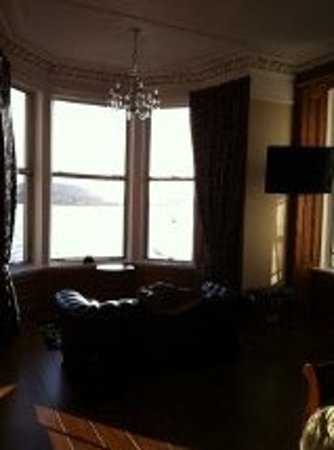 Kilchrenan House: A lovely stay