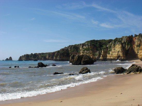 Praia Dona Ana: Traumstrand Felsalgarve 2