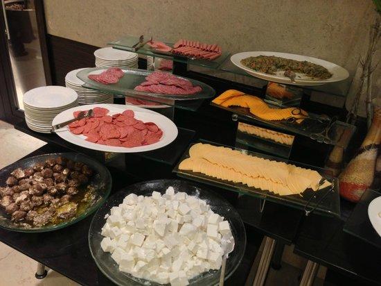 Swissotel Makkah: Breakfast