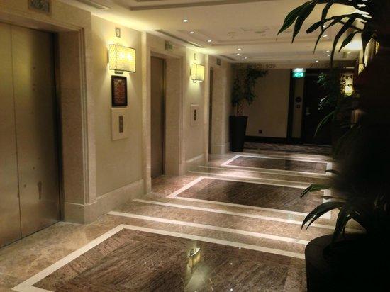 Swissotel Makkah: lobby