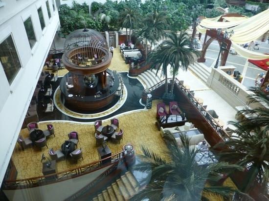 JW Marriott Hotel Dubai: lobby