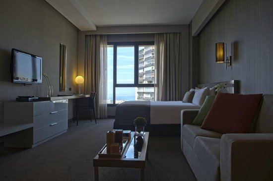 ParkTower Suites: Regular Suite