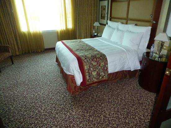 JW Marriott Hotel Dubai: kamer
