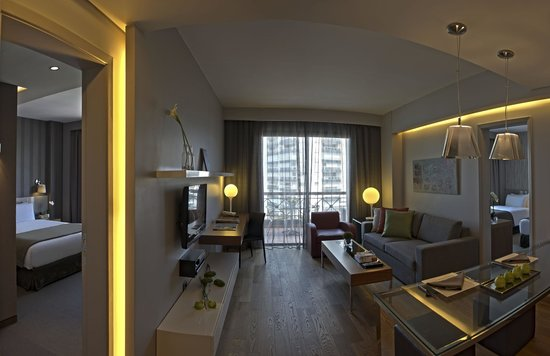 ParkTower Suites : Two Bedroom Suite