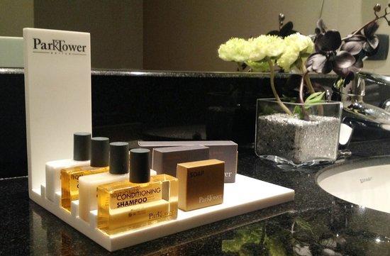 ParkTower Suites : Exceptional amenities