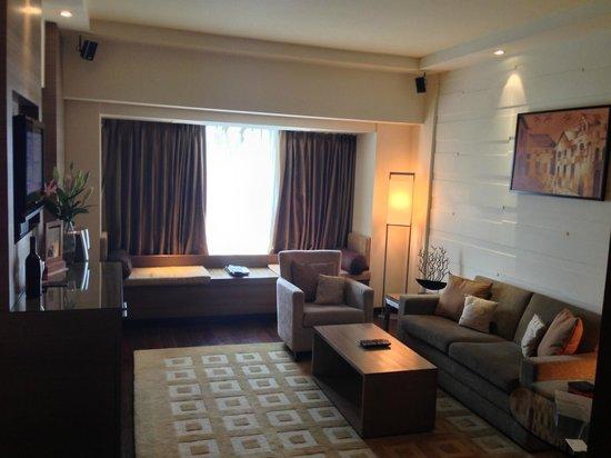 Vivanta by Taj - Panaji: Living Room