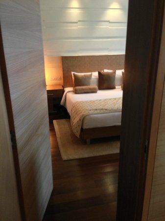 Vivanta by Taj - Panaji: Way to bedroom from living room.