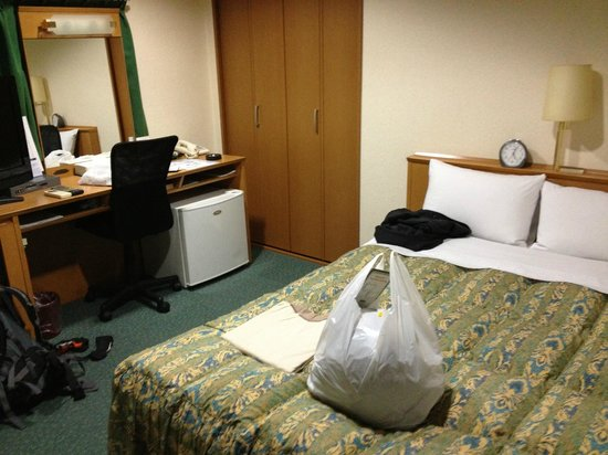 Tsukiji Business Hotel Ban: room