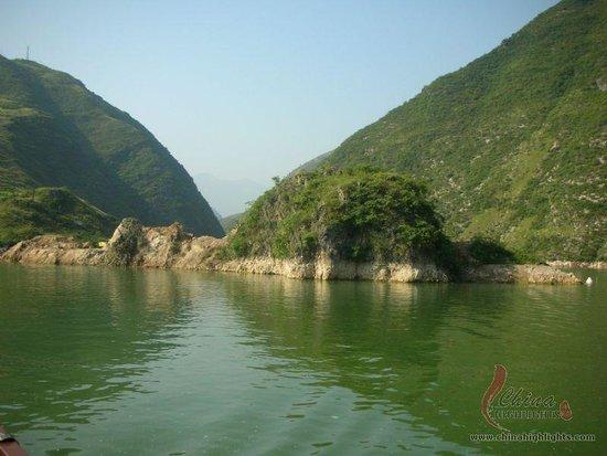 Longmen Gorge Photo