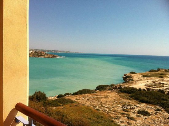 SENTIDO Thalassa Coral Bay : vue de la  chambre sur la mer