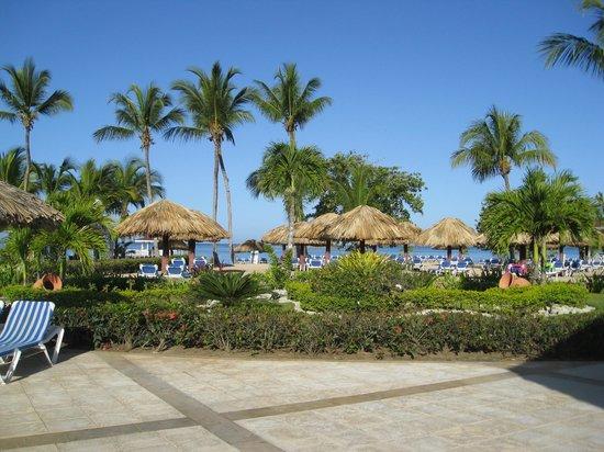 Grand Bahia Principe La Romana: beach area