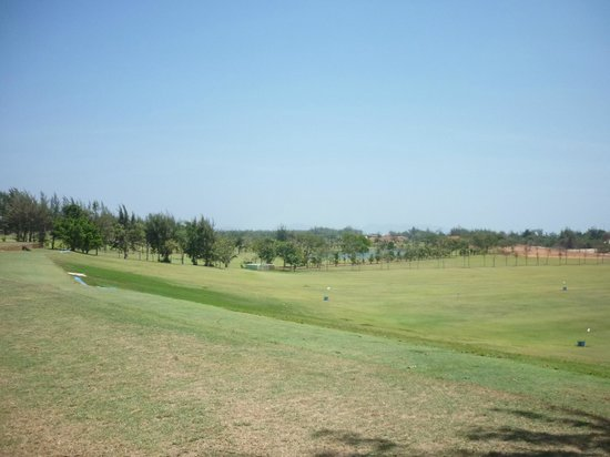 Paradise Resort Golf Club: Looks like fun