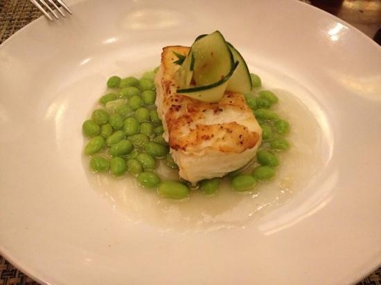 McCormick & Schmick's Seafood - Columbus: fish dish