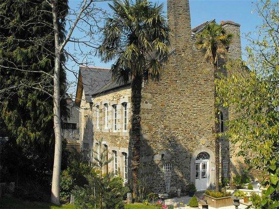 Le Clos Chateldon : La maison