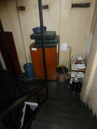 Arosa Rede Rio Hotel: staircase