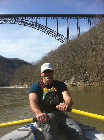 West Virginia Adventures: Rob, the owner of WVA