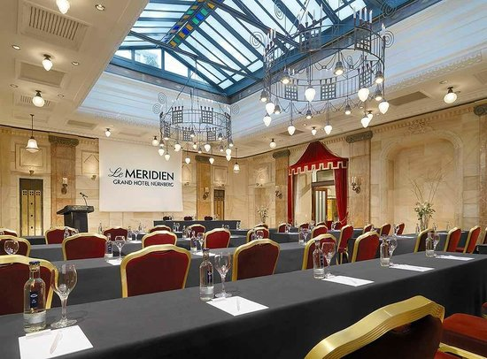 Albrecht d rer saal picture of le meridien grand hotel for Nurnberg hotel