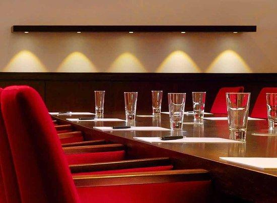 Le Meridien Grand Hotel Nürnberg: Boardroom