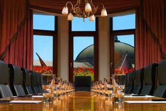 Le Meridien Grand Hotel Nürnberg: Palisander Zimmer