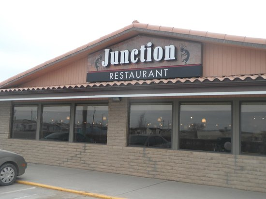 Junction Restaurant : Only diner this end of town