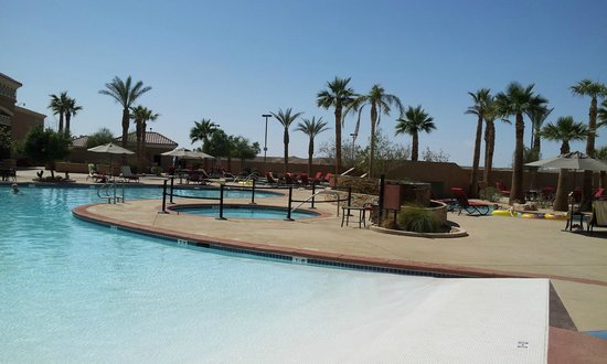 Quechan Casino Resort: Great Pool