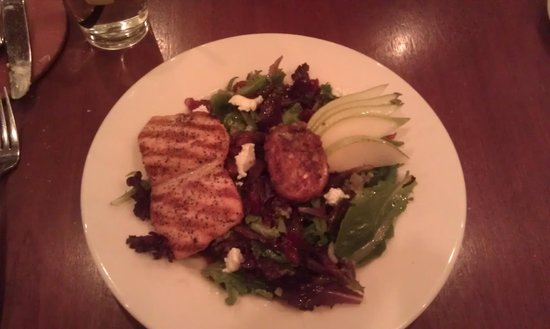 Blackstone Grill: Salad