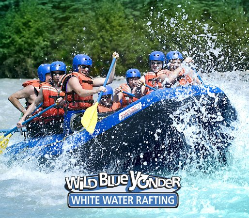 Wild Blue Yonder White Water Rafting