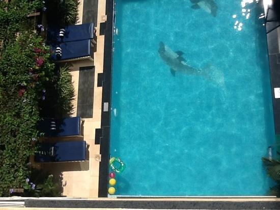 Resort De Coracao: бассейн