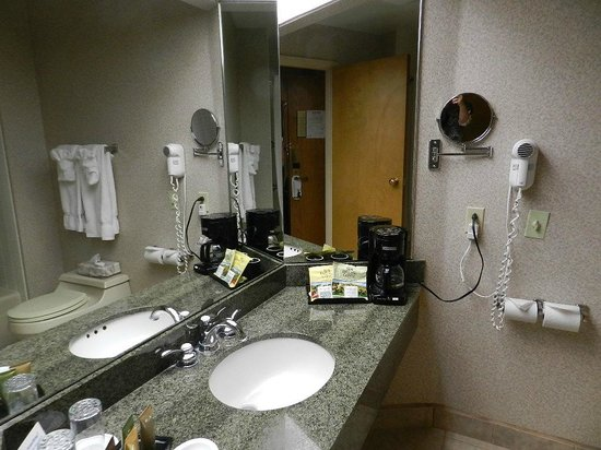 Heritage Hotel: Outstanding bathroom