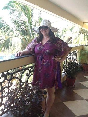 Resort De Coracao: на этаже у номера