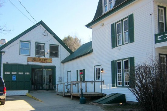 Bray's Brewing Company: Bray's Brewpub, Naples, Maine