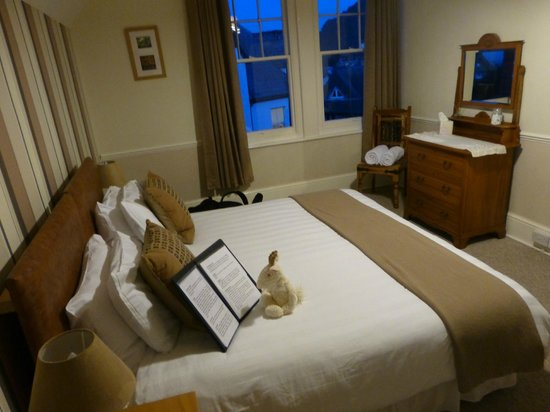 Castle Hill Guest House: Double suite (can also be made up as twin room)
