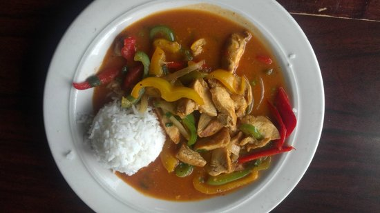 Boudreaux's Louisiana Seafood: chicken creole