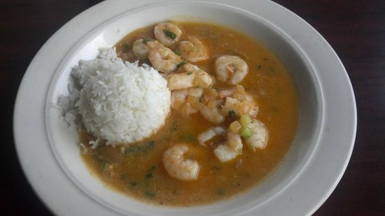 Boudreaux's Louisiana Seafood: shrimp etouffee